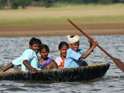 Indian Coracle