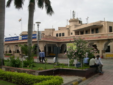 Indore Airport Front View
