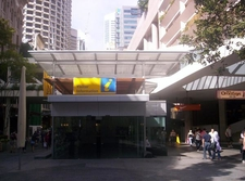 Information Building In The Queen Street Mall