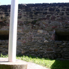 The Interior Of The Blockhouse