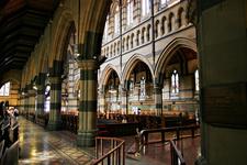 Interior Of St Pauls Melbourne