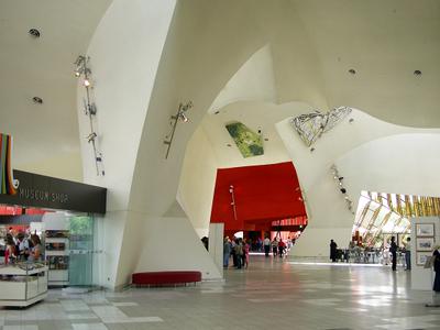 Interior Of The  National  Museum Of  Australia