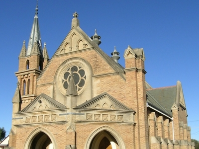 Uniting Church In Inverell
