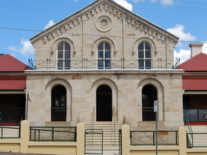 Ipswich Palacio de Justicia