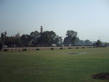 Iqbal Park Lush Grounds