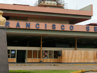 Coronel FAP Francisco Secada Vignetta International Airport