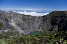 Irazú Crater