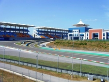 Istanbul Park Race Track