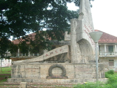 Italian Plane Crash Monument