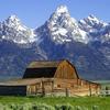 Jackson Hole Valley - Grand Teton - Wyoming - USA