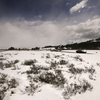 Jackson Hole Valley - Wide Open Winter View