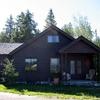 Jackson Lake Ranger Station - Grand Tetons - Wyoming - USA