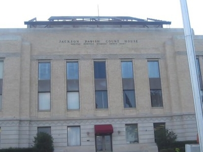 The Jackson Parish Courthouse