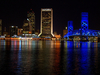 Jacksonville Night View