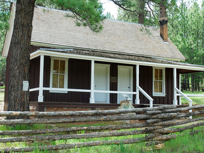 Jacob  Lake  Ranger  Station