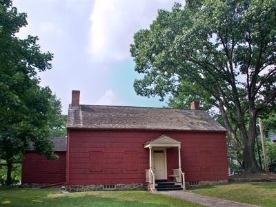 Jacob Purdy Historic House