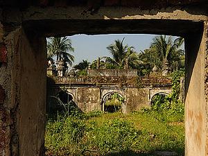 Jafarganj Cemitério