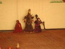 Jaigarh Fort Puppet Theatre
