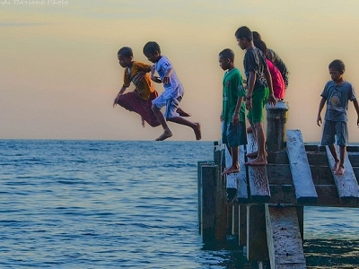 Jailolo - North Halmahera - Maluku Islands