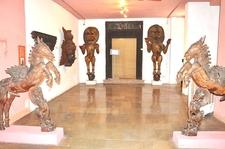 Jain Shrine Temple Gallery Crafts Museum