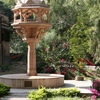 Jain Temple Garden