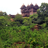 Jai Vilas Palace - Distant View