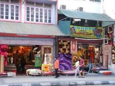 Jalan Tuanku Abdul Rahman Carpet Markets