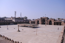 Jama Masjid Corner Right