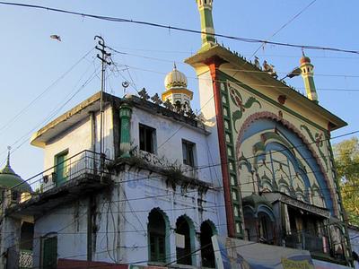 Jama Masjid - Paltan Bazaar