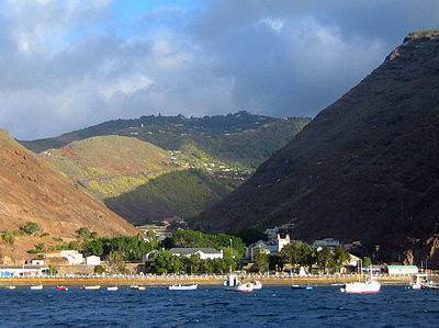 Jamestown Saint Helena Port