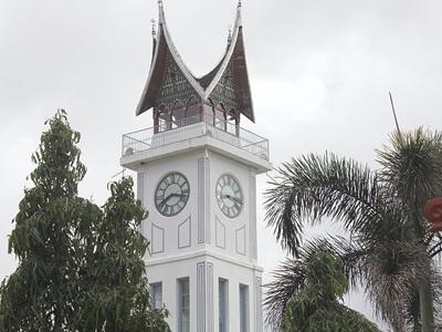 Jam Gadang Clock
