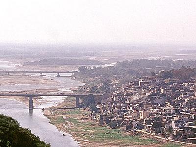 Jammu City View