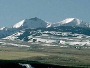 Jarbidge Montañas