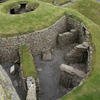Jarlshof Aisled Roundhouse And Broch