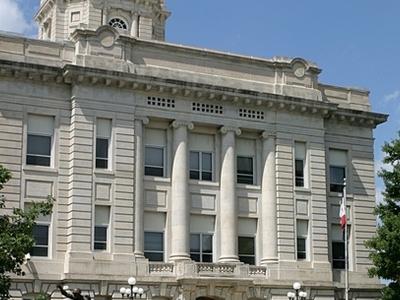 Jasper  County  2 C  Iowa  Courthouse