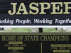 Jasper Sign