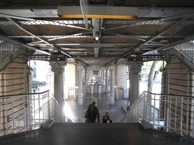 Jaurès Station