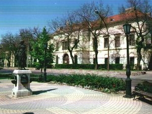 Jazygo-Cumanian distrito hall