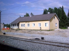 Jämsä Railway Station