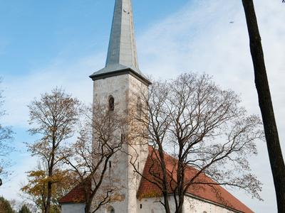 Church In Johvi