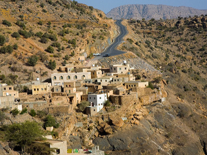 JEBEL AKHDAR (Green Mountain) TOUR Photos