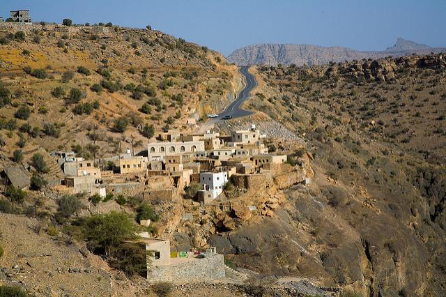 JEBEL AKHDAR (Green Mountain) TOUR Photos