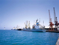 Jeddah Seaport
