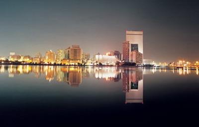 Jeddah Skyline
