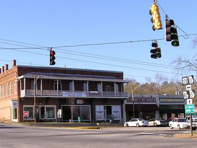 Jefferson Georgia Town Square