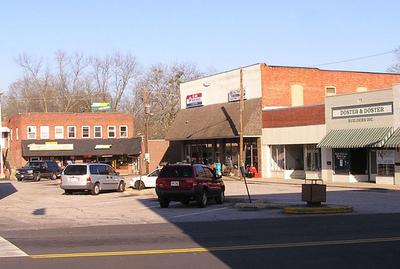 Jefferson Georgia Town Square 0 4