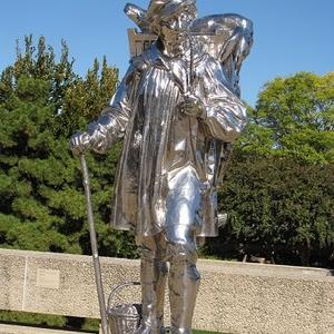 Jeff Koons - Kiepenkerl - Washington D.C.