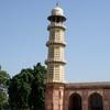 Four-tiered Minaret