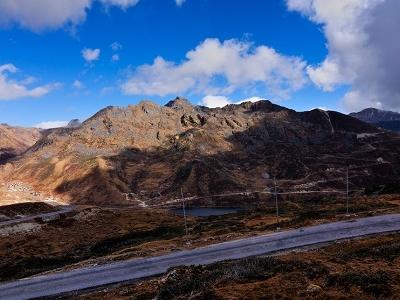 Jelepla Pass - Dzuluk - Sikkim