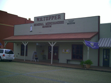 Jennings L A W . H . Tupper General Merchandise Museum
